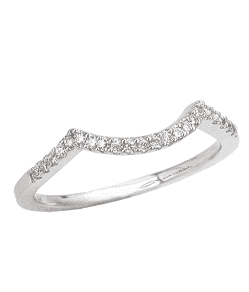 carved-diamond-band